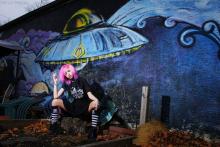 Alien Babe