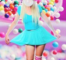 074 bubblegum