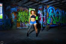 Minnie Graffiti Adventure