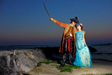 Pirate Wedding 2017