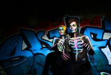 Spooky BodyPaint- Sarcals Makeup